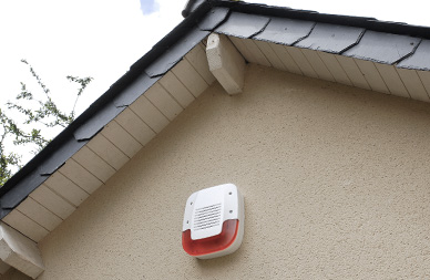 sirènes et transmetteurs téléphoniques